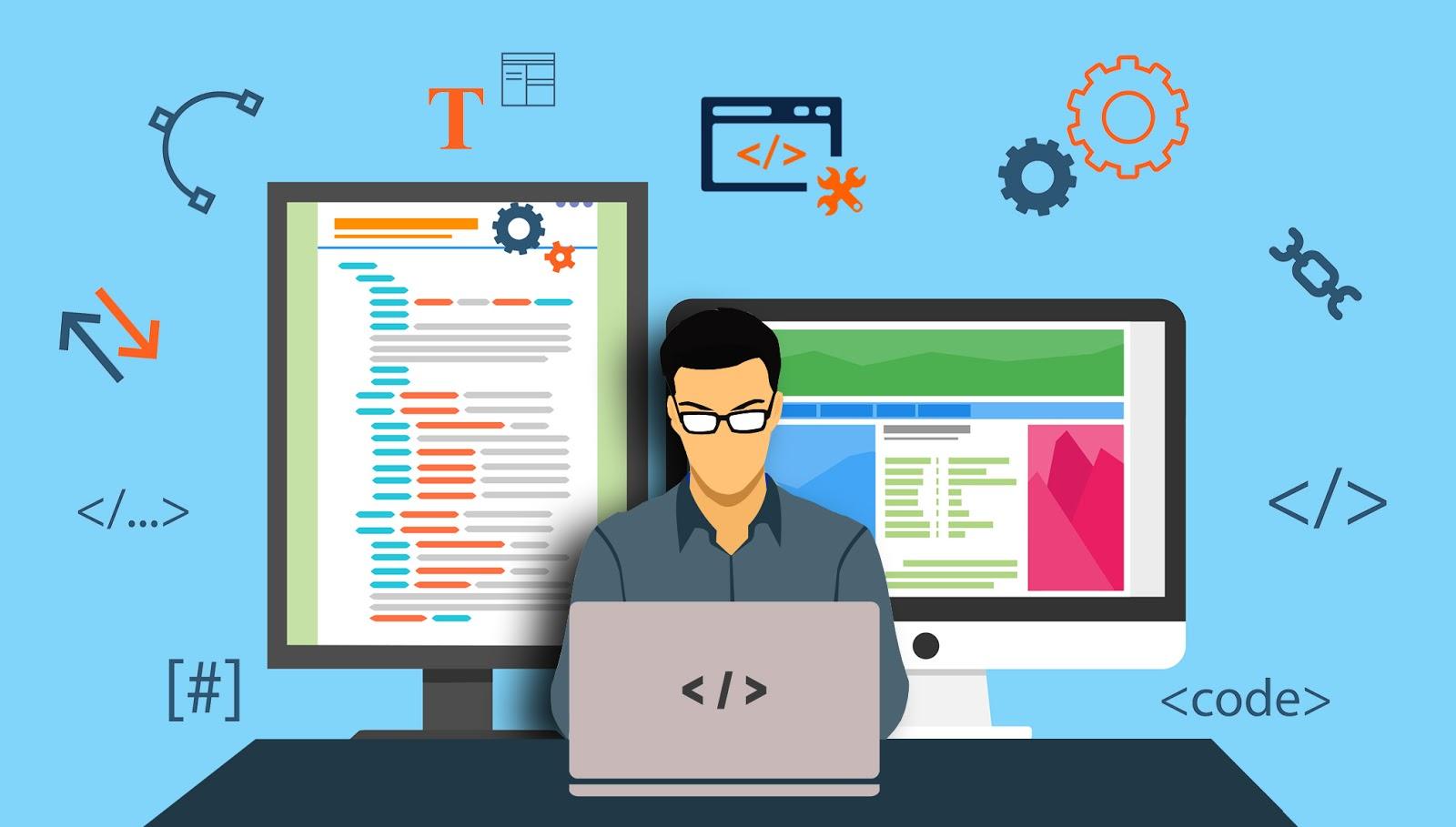 Custom Website Design Elements